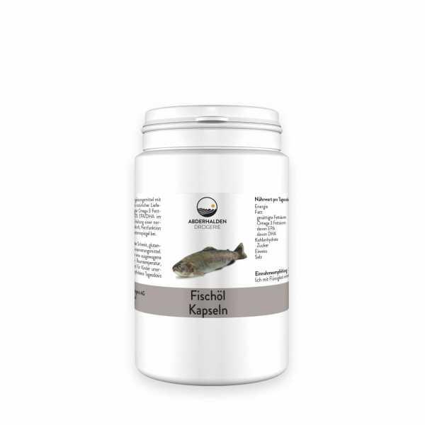 Fischöl Kapseln