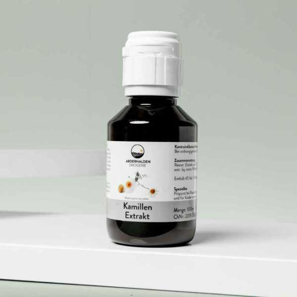 Kamillen Extrakt