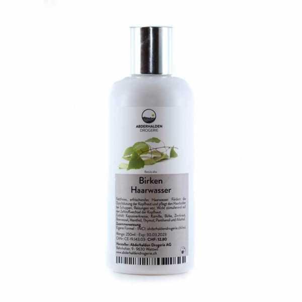 Birken Haarwasser