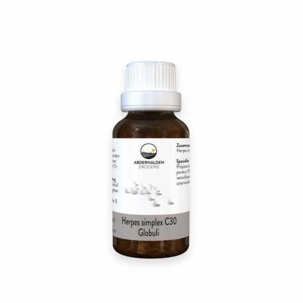 Herpes Simplex Globuli C30