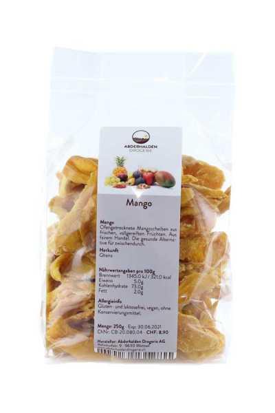Mangoschnitze Fair Trade