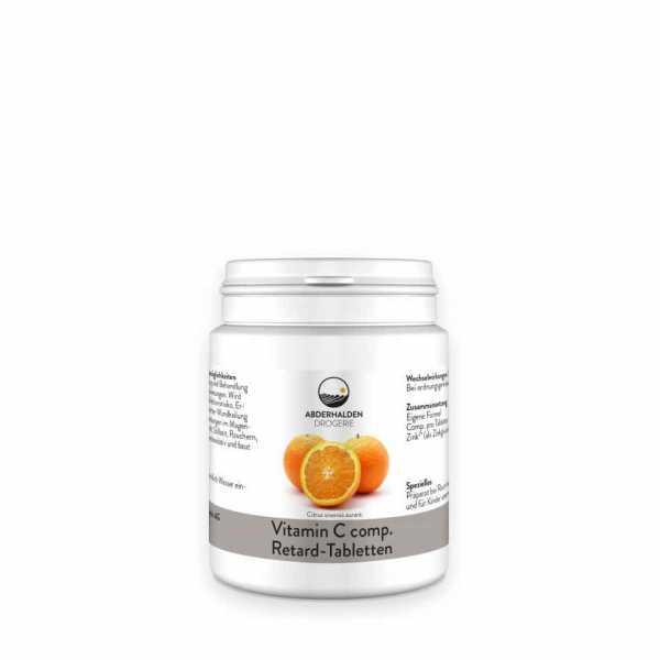 Vitamin C comp. Retard Tabletten