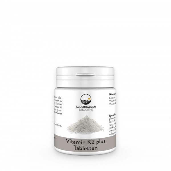 Vitamin K2 plus Tabletten