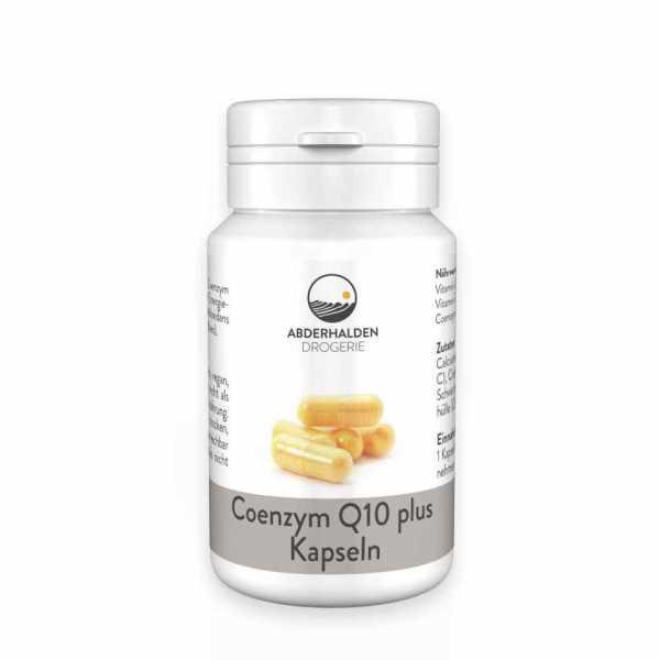 Coenzym Q10 Plus Kapseln
