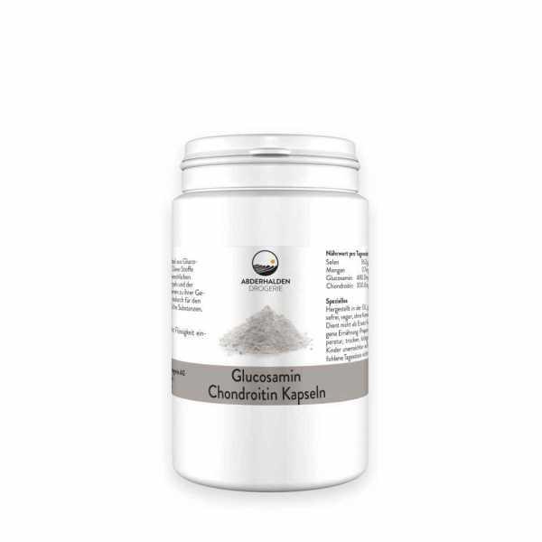 Glucosamin-Chondroitin Kapseln