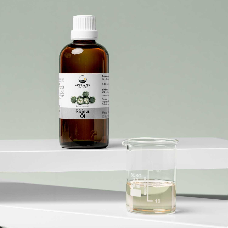Abderhalden Drogerie Rizinusöl