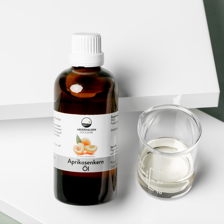 Abderhalden Drogerie Aprikosenkernöl