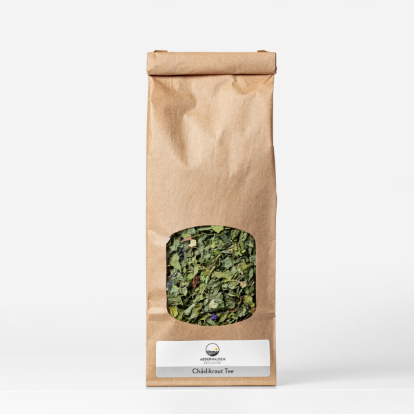 Chäslichrut Tee