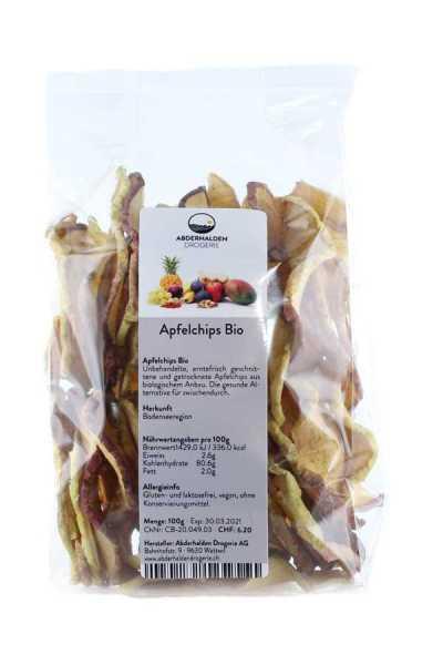Apfelchips Bio