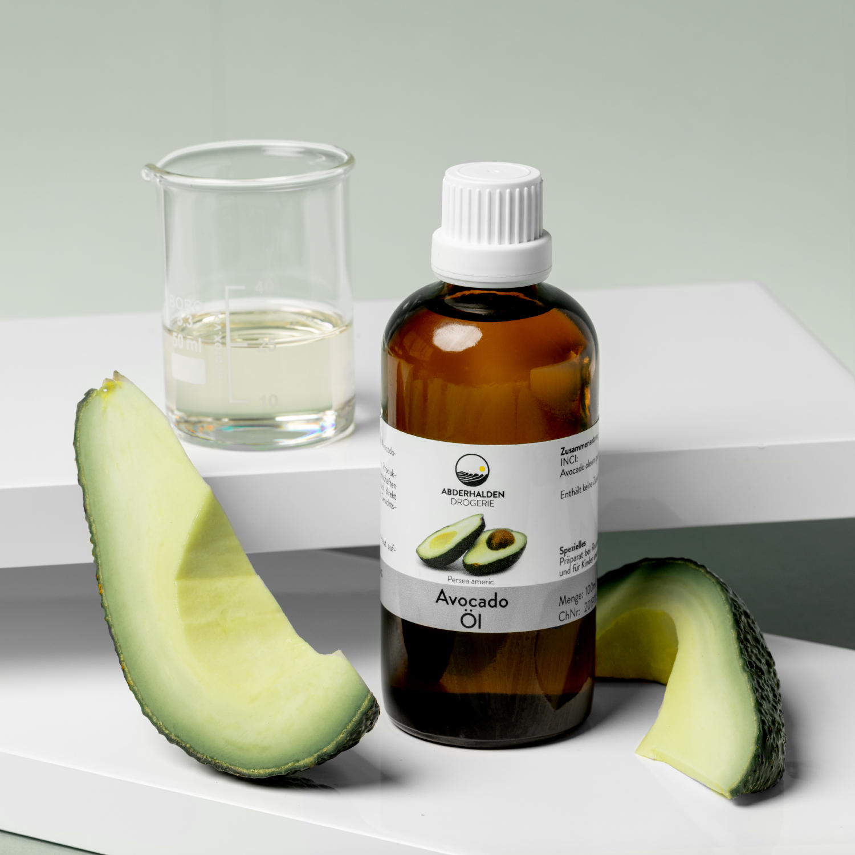 Abderhalden Drogerie Avocadoöl